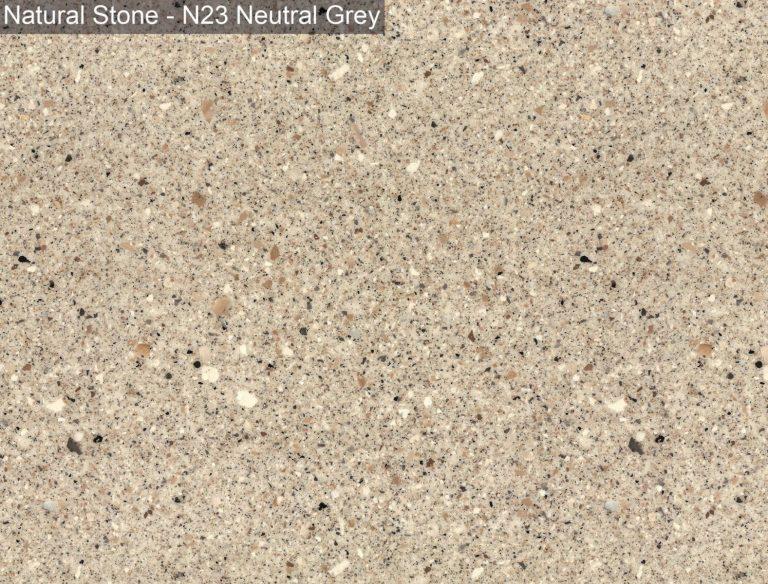 Epoxy Hyperflake - Natural Stone