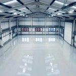 Epoxy - Plain - Warehouse / Commercial