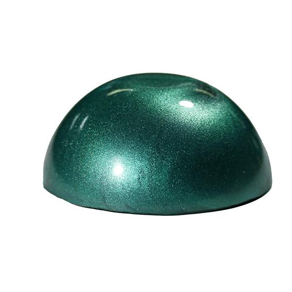 Epoxy - Art - Metallic Marble - Emerald