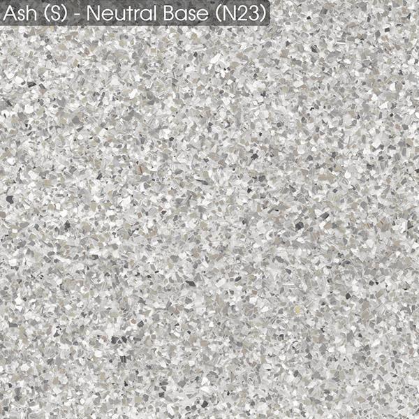 Epoxy - Ultraflake - Ash Neutral - Small