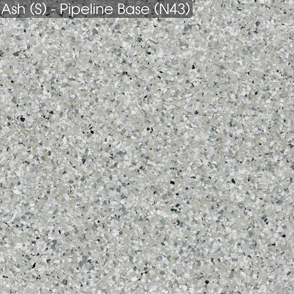 Epoxy - Ultraflake - Ash Pipeline - Small