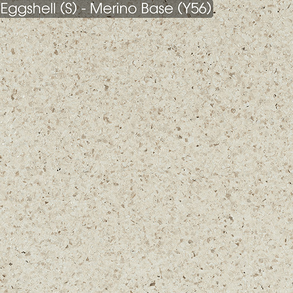 Epoxy - Ultraflake - Eggshell Merino - Small