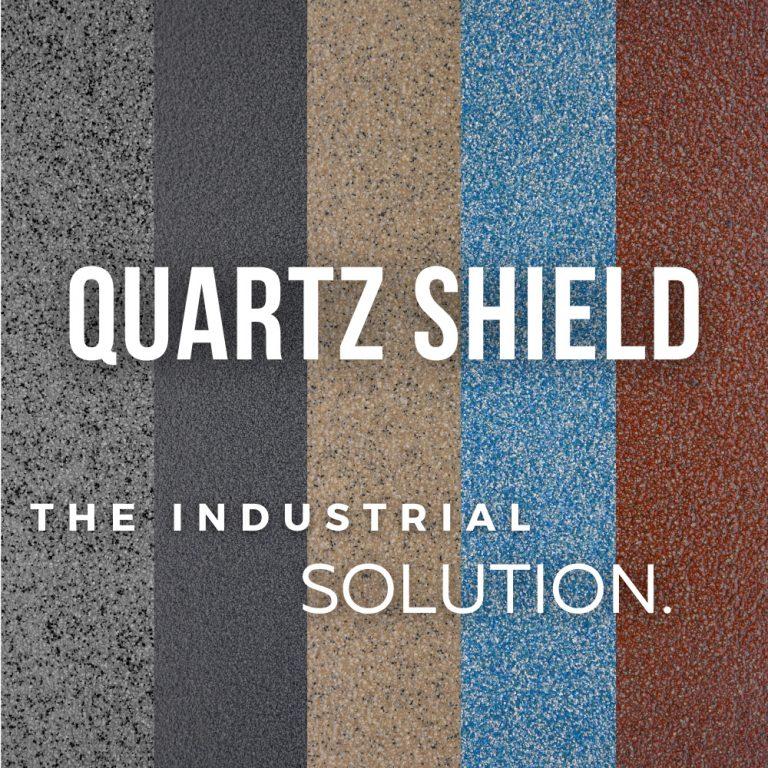 Epoxy - Quartz Shield